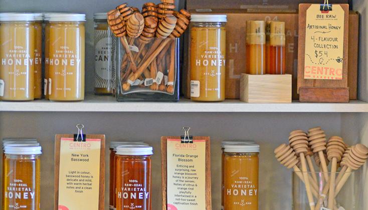 Centro Garden Blog Post Honey
