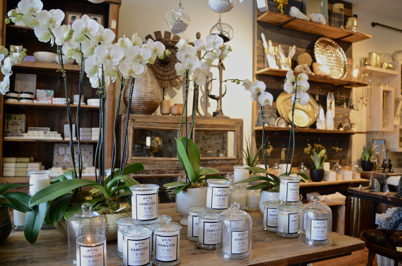 Centrogarde-HomepageBanner-Orchid/Candles